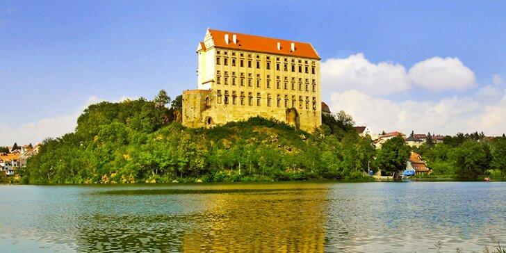 Vezměte své blízké na výlet: rodinný vstup na prohlídku zámku Plumlov