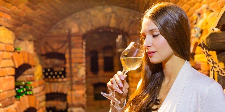 Ráj pro milovníky vína: Svatovavřinecké otevřené sklepy v Bořeticích