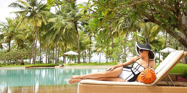 Klid, luxus a odpočinek v Indii: 6–12 nocí v 5* resortu s polopenzí, bazénem a posilovnou