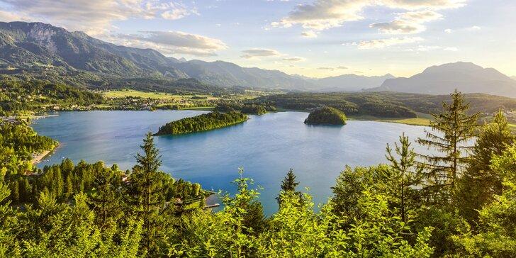 Rakouské Alpy: krásné apartmány, celoroční lyžování, sauna a český personál