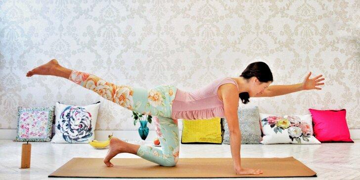 Online jógové rozcvičky v pohodlí domova: 7 videí pro každý den
