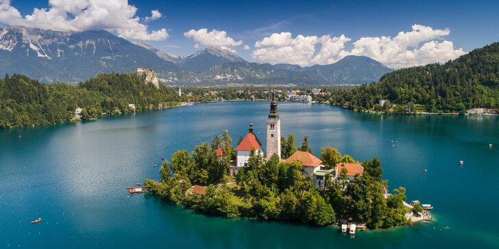 Krásy Slovinska: autobusová doprava, ubytování i program