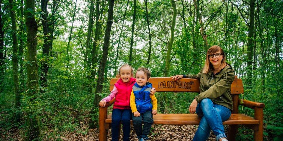 Mama blogerka testuje Fajnpark
