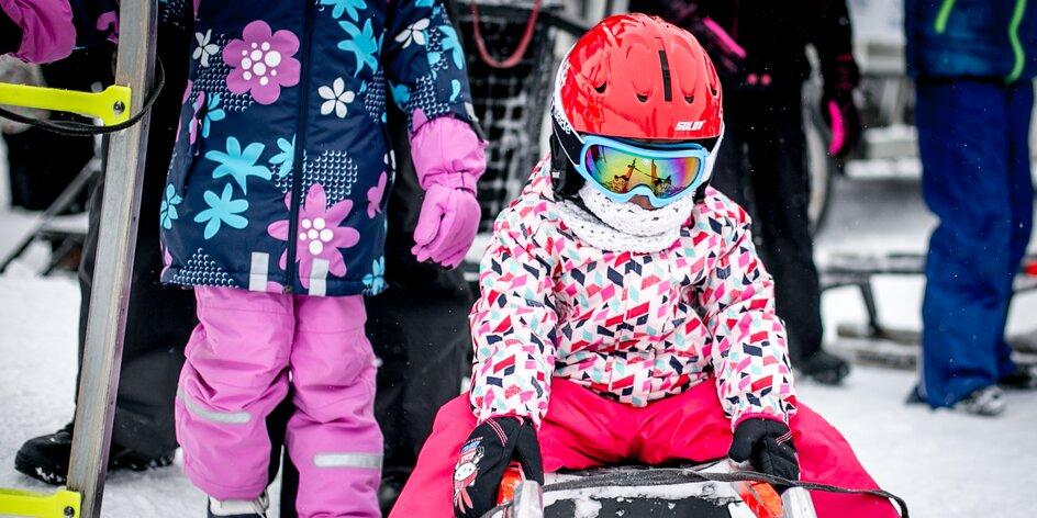 Kam s dětmi ve Špindlu. Nejlepší tipy přináší mama blogerka roku