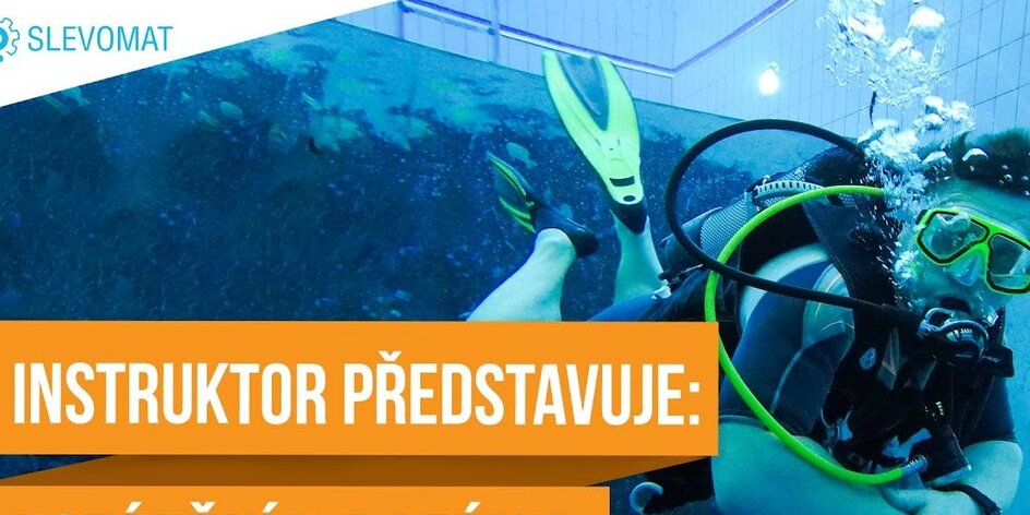Instruktor představuje: Potápěčský kurz
