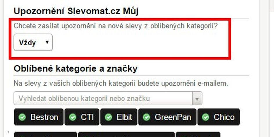 """Ztrácíte se? """"Slevomat.cz Můj"""" najde to, co vás opravdu zajímá"""