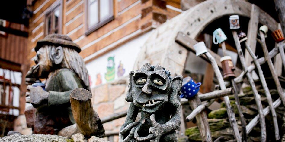 Mama blogerka zažila pohádkovou dovolenou v Podlesíčku