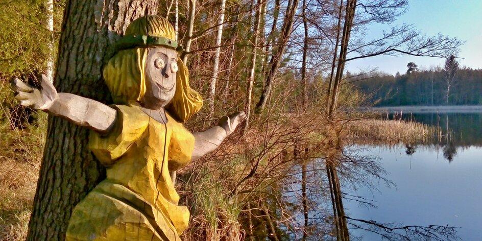 Tip na výlet s dětmi: Pohádková stezka Hradec Králové