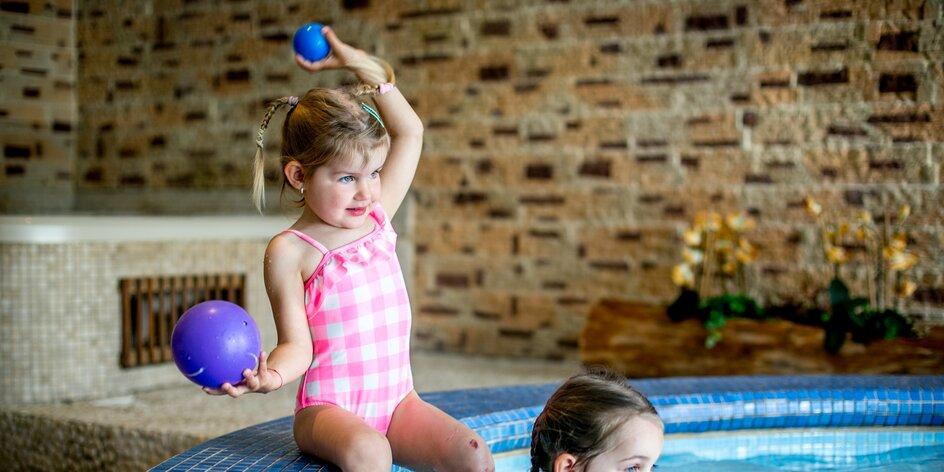 Mama blogerka vyzkoušela, jak baby friendly je hotel Lesana