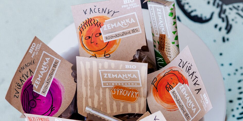 Biopekárnu Zemanka si s dětmi vychutnala mama blogerka roku – jak to dopadlo?
