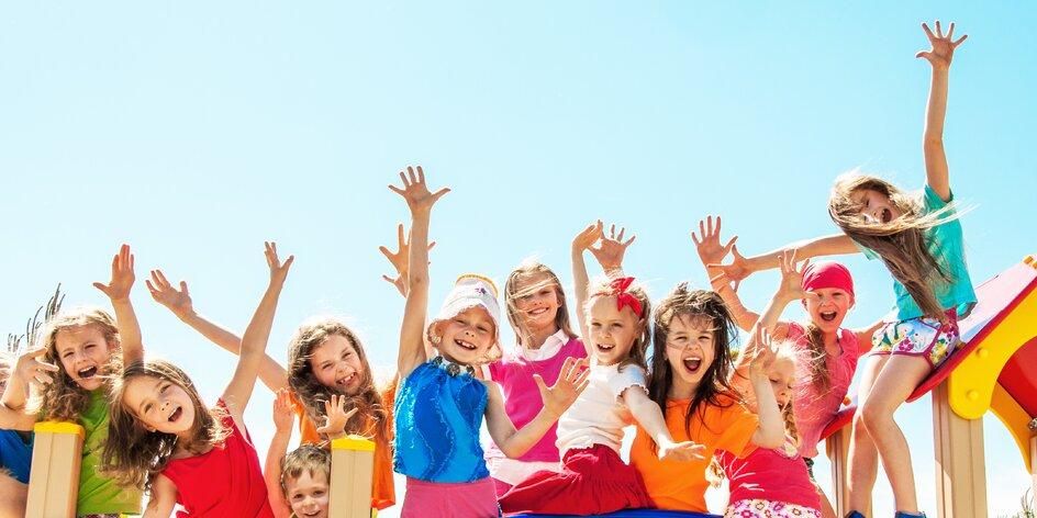 Den dětí: na jakou akci vyrazit a jaký dárek udělá dětem největší radost?