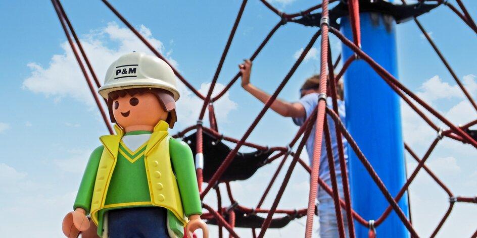 Testujeme Playmobil Funpark: piráti i lov perel
