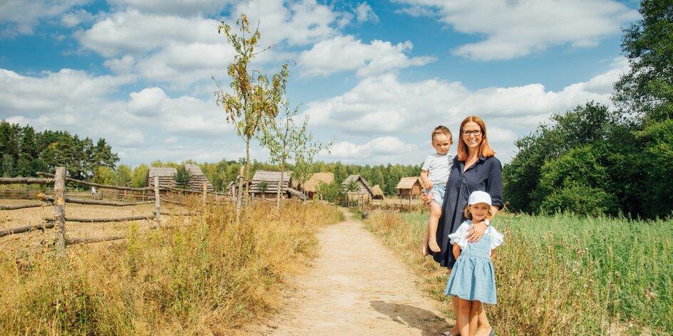 Kam s dětmi o víkendu? Mama blogerka představuje Zeměráj