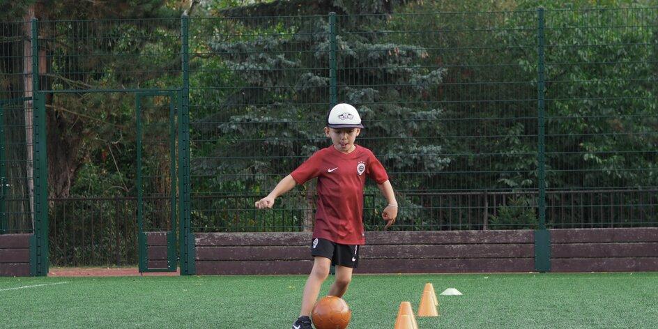 Chcete mít doma fotbalovou hvězdu? Pak zvolte individuální trénink