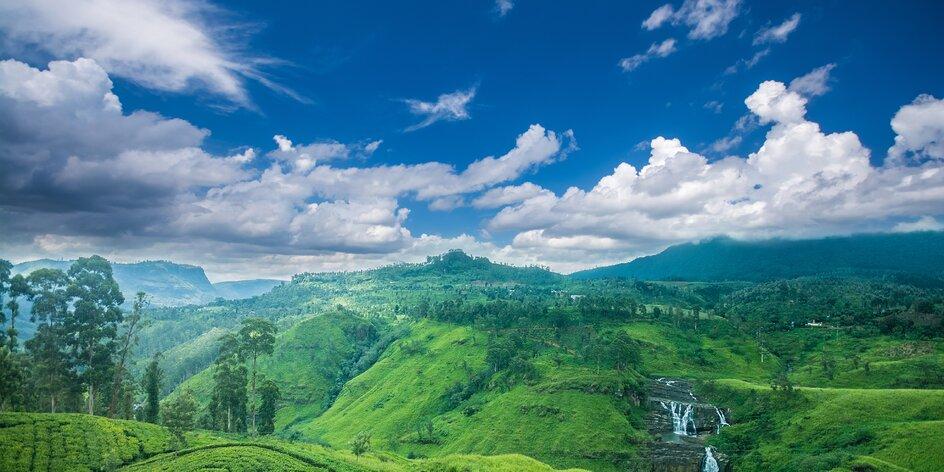 Poznejte Srí Lanku, zemi čajových plantáží, slonů a božské přírody