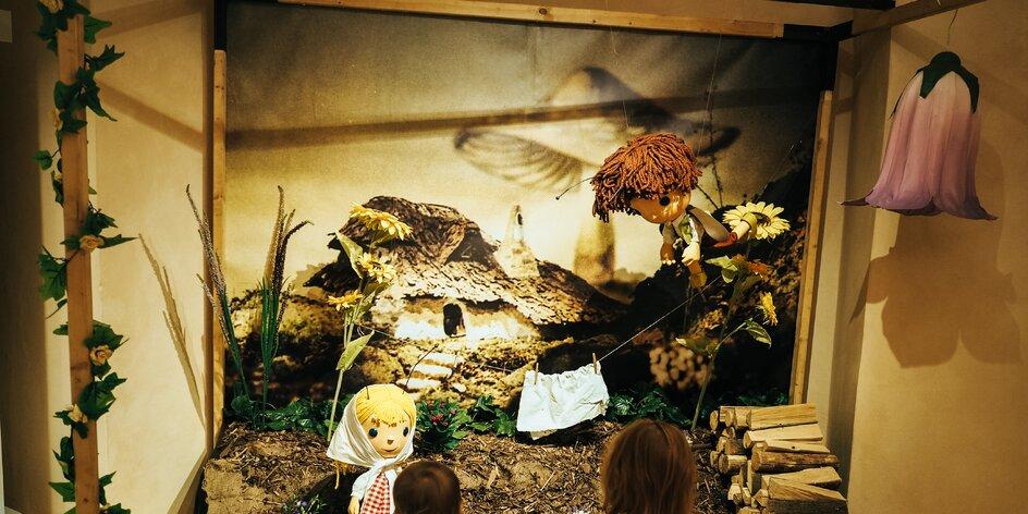 Představte dětem svoje dětství: Výstava Broučci v pražských Ctěnicích
