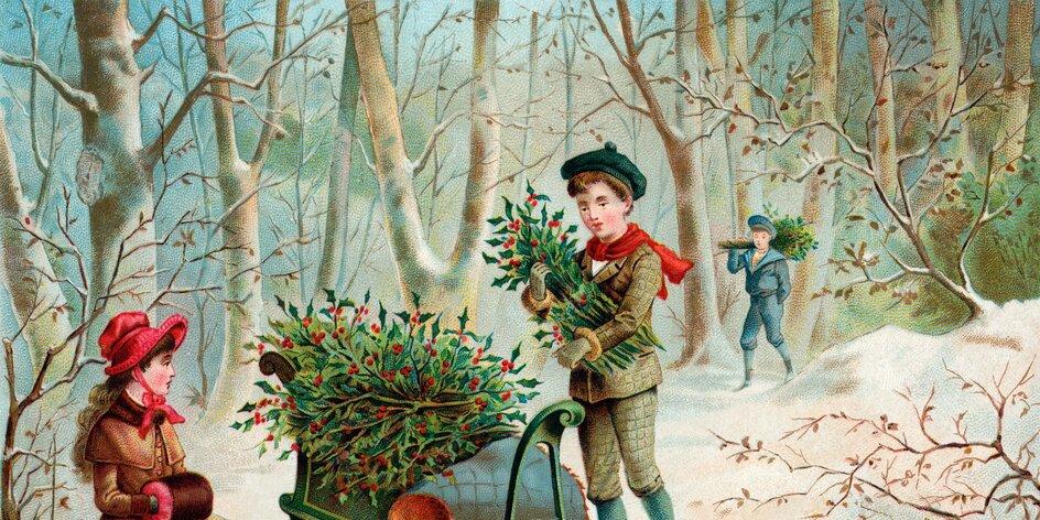 Kam s dětmi vyrazit o adventním víkendu? Betlémy, vánoční stromečky a tradice