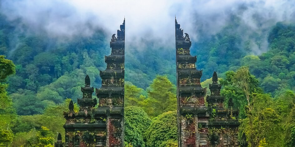 Bali, indonéský ostrov plný skvělého jídla a nádherných chrámů