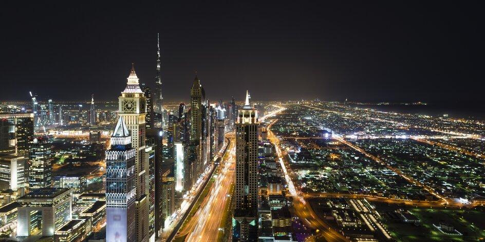 Poznejte Spojené arabské emiráty, zemi mrakodrapů, černého zlata a formule 1
