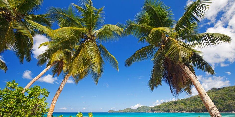 4 důvody, proč letět na exotické Seychely