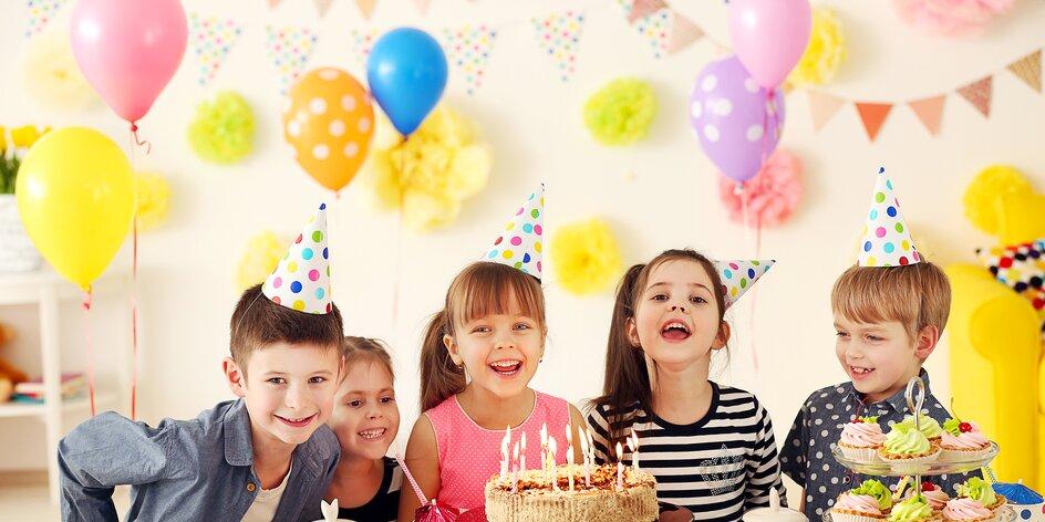 Jak vystřihnout perfektní dětskou oslavu? Máme pro vás tipy