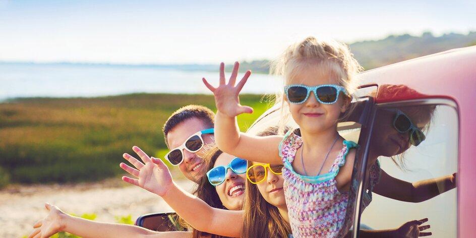S dětmi na dovolenou k moři: sem dojedete autem