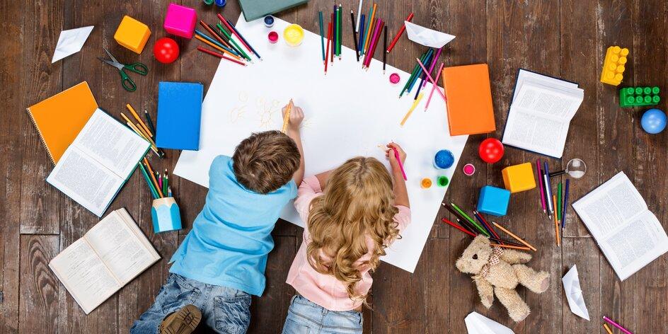 Slavíme Den dětí: pojďte kreslit a vyhrajte pobyt v baby friendly hotelu!