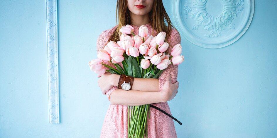 10 tipů od floristky: řezané kytky vydrží i měsíc