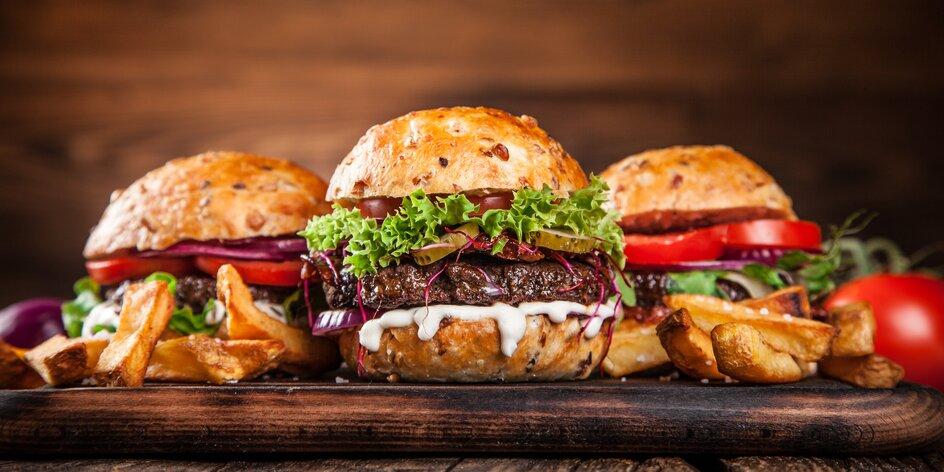 Startuje Burgermánie 2019!