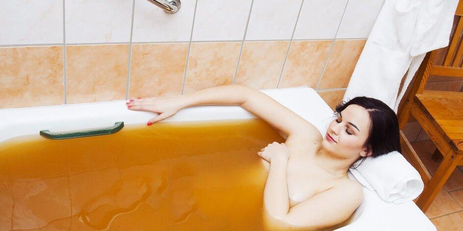 Lázeňský relax: koupel, zábal a masáž pro 1 osobu