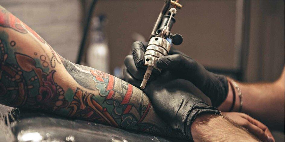 Nové tetování nebo úprava původního do 10 x 10 cm