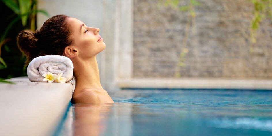 Vířivka ve skále i horká lázeň pod hvězdami. 10 wellness hotelů, ze kterých se vrátíte znovuzrození
