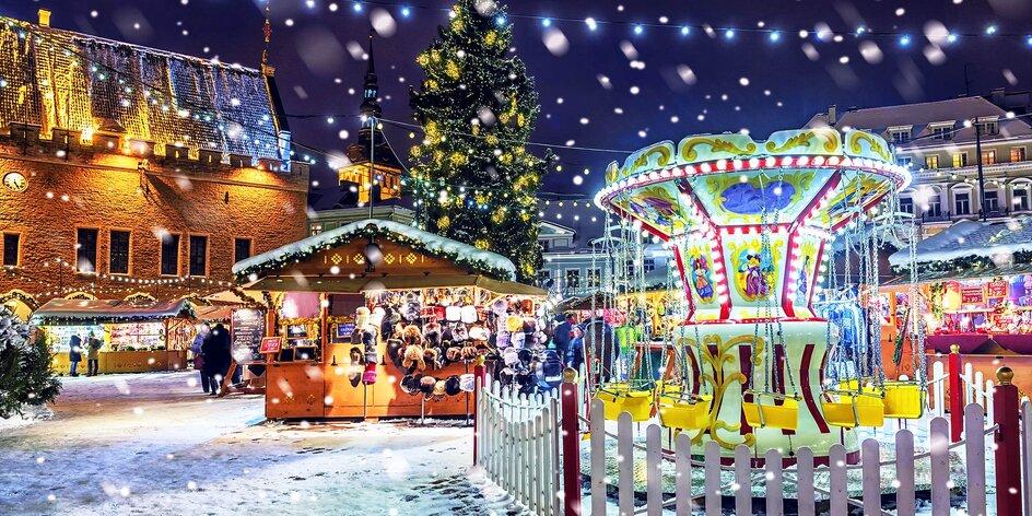 10 nejkrásnějších vánočních trhů v Evropě. Co musíte vidět?