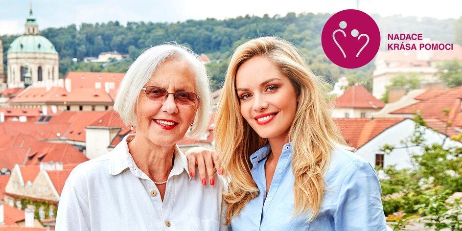 Pomozte osamělým seniorům získat pečovatelku