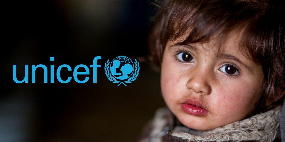 Pomozte s UNICEF dětem z válkou zmítané Sýrie
