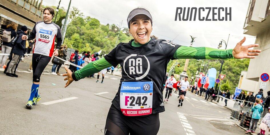 Skupinové běžecké tréninky i registrace na RunCzech