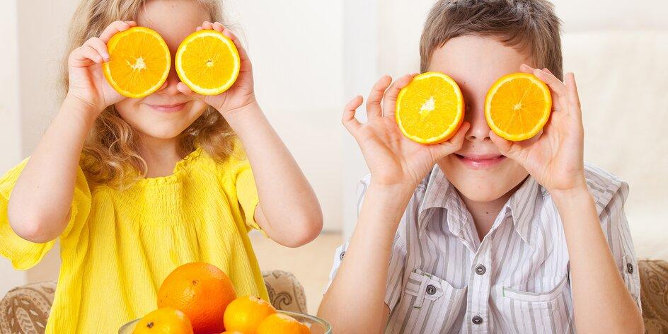 Jak zlepšit imunitu vašich dětí? Lékařka poradí