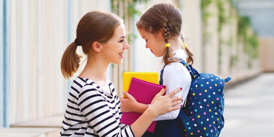 Jak zařídit, aby se děti nebály svěřit s pětkou či průšvihem ve škole? Ptáme se psycholožky