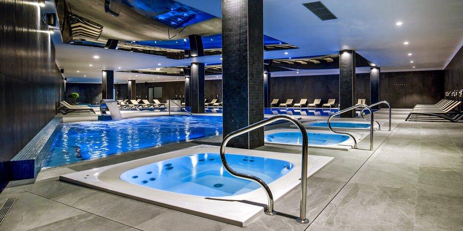 Luxusní resort u Sněžky: wellness i polopenze