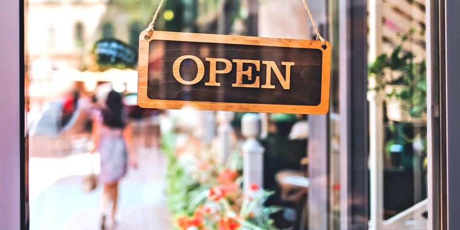 Kdy bude kde otevřeno? Podrobný přehled uvolňování vládních opatření