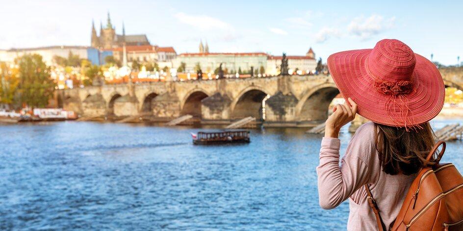 Praha, jak ji neznáte: tipy od průvodkyně i zážitky v centru města