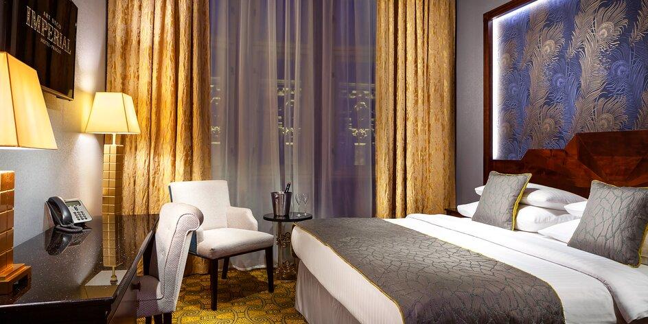 Alcron, Imperial, Hilton: Nakoukněte do legendárních pražských hotelů