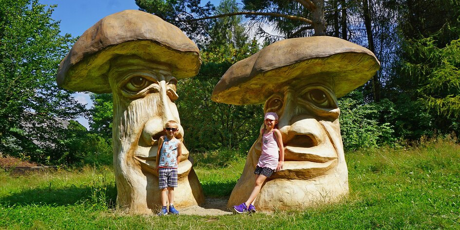Kam s dětmi do přírody? Omrkněte 33 nejzábavnějších naučných stezek po celé ČR