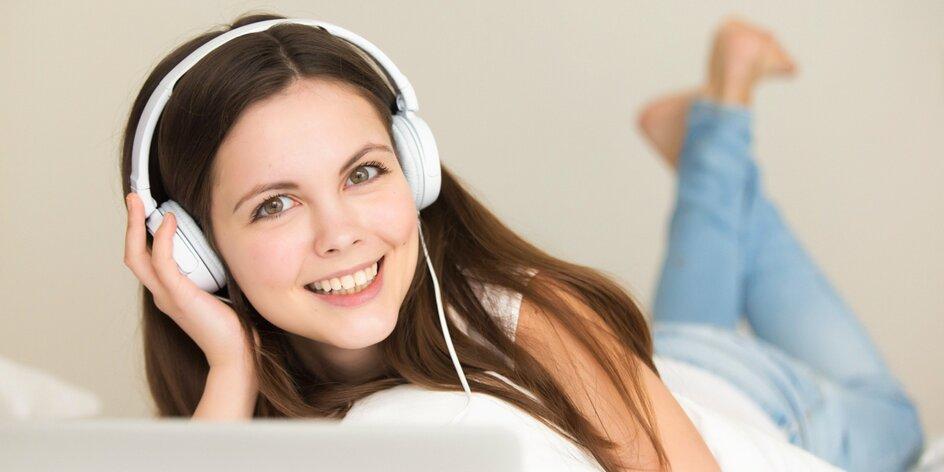 Angličtina online: 12 lekcí o délce 45 nebo 60 min.