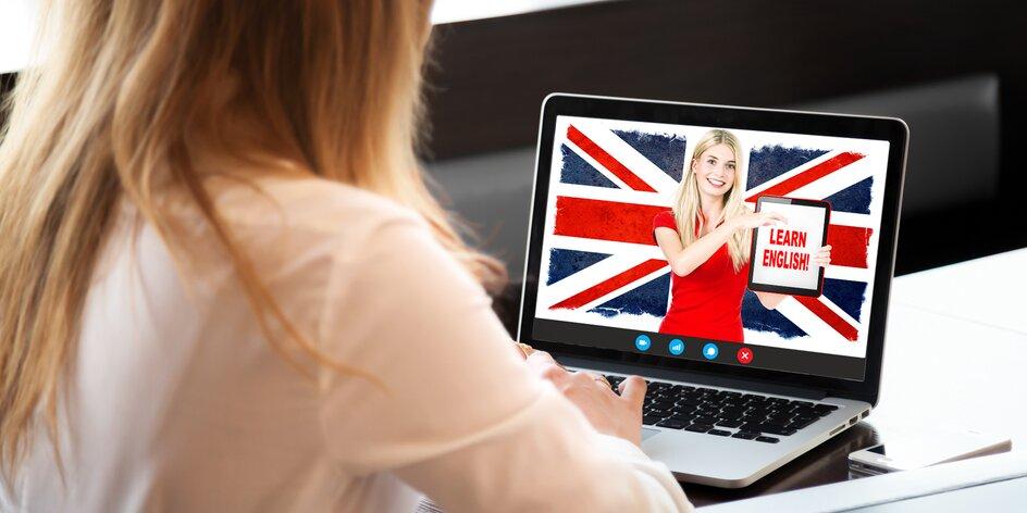 Individuální lekce anglické konverzace přes skype