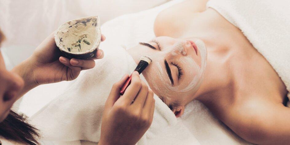 Kosmetické ošetření dle výběru s možností manikúry
