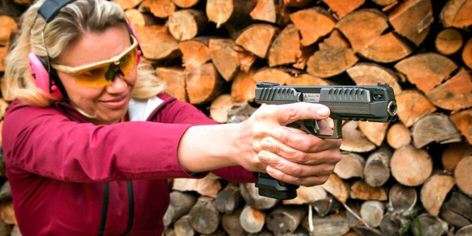 Střelecké balíčky pro začátečníky i zkušenější