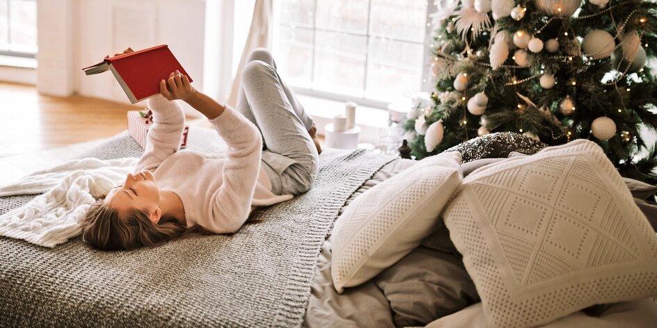 Kniha jako skvělý dárek pod stromeček: 8 vánočních tipů od knižních blogerů