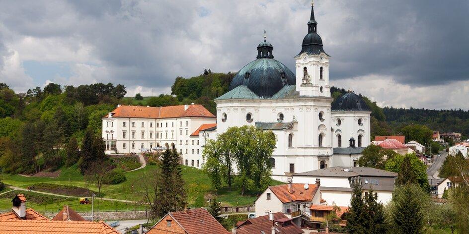 Pár dní oddychu v Moravském krasu s polopenzí