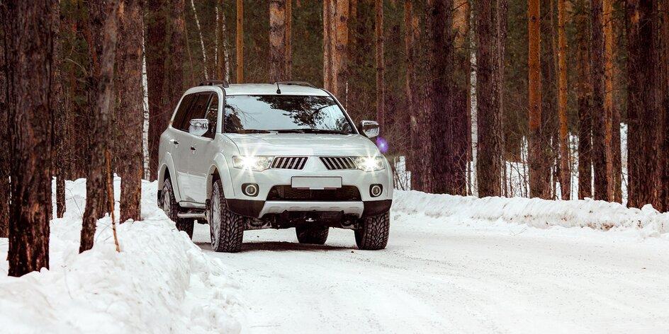 Jak jezdit v zimě: naučte se zvládat ledovku, smyk i pravidlo 2 vteřin
